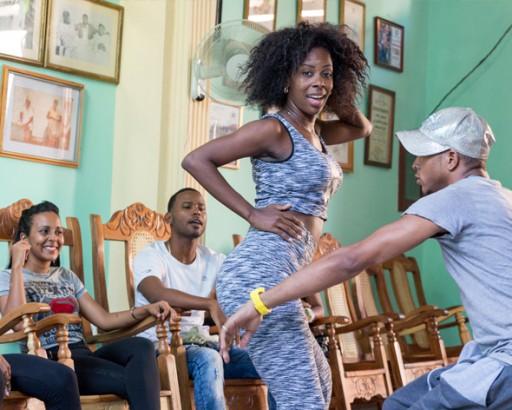 Tanzreisen Conexión Startseite